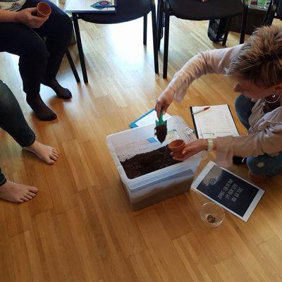 Astrid Bugelnig Workshop Persönliches Wachsen